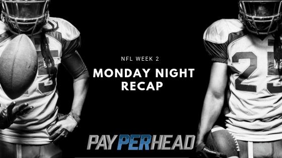 NFL Week 2 - Monday Night Recap