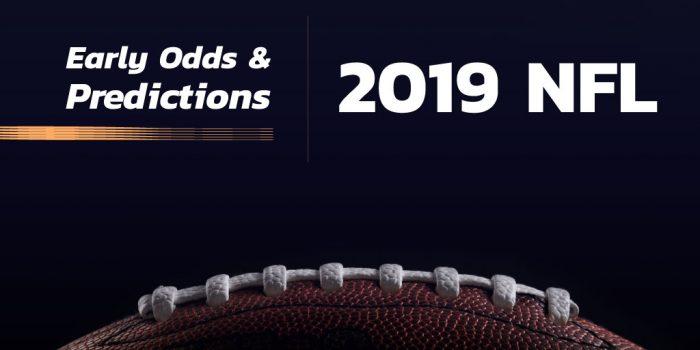 2019 NFL Predictions Concept