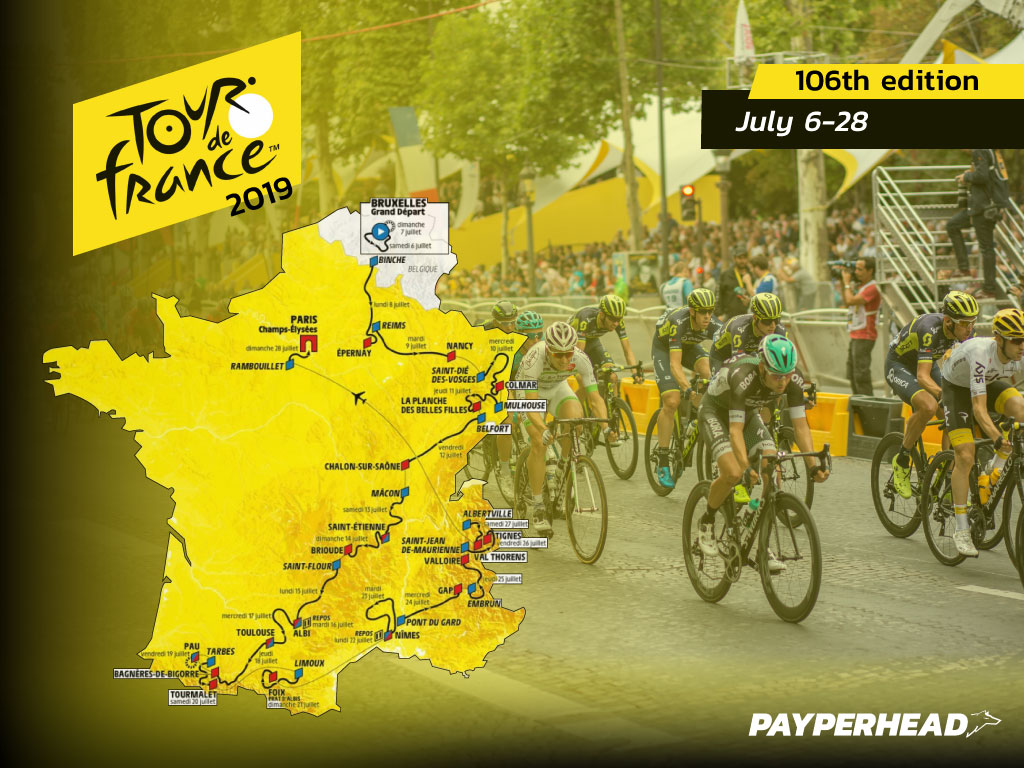 Tour De France Pay Per Head