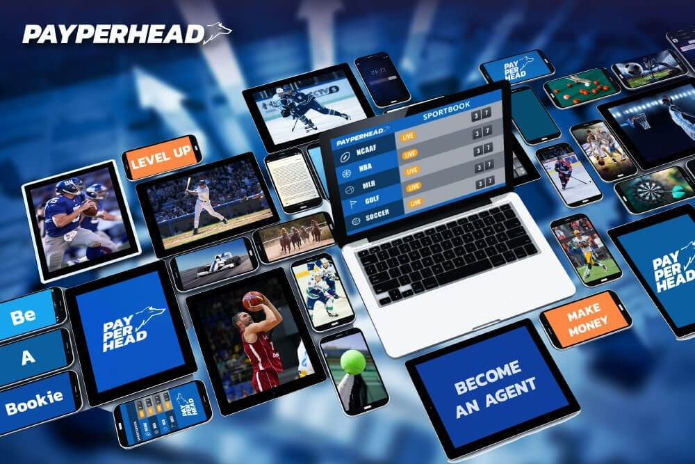 pay per head online gaming concept