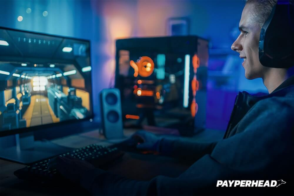 eSports events pay per head