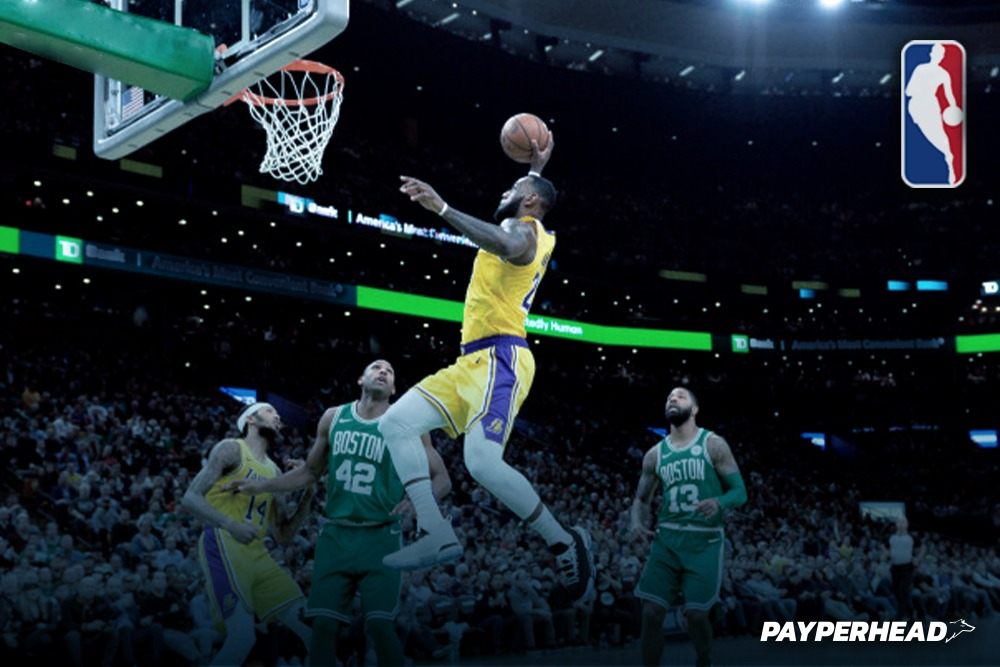 NBA weekly live betting feb 24 - march 1