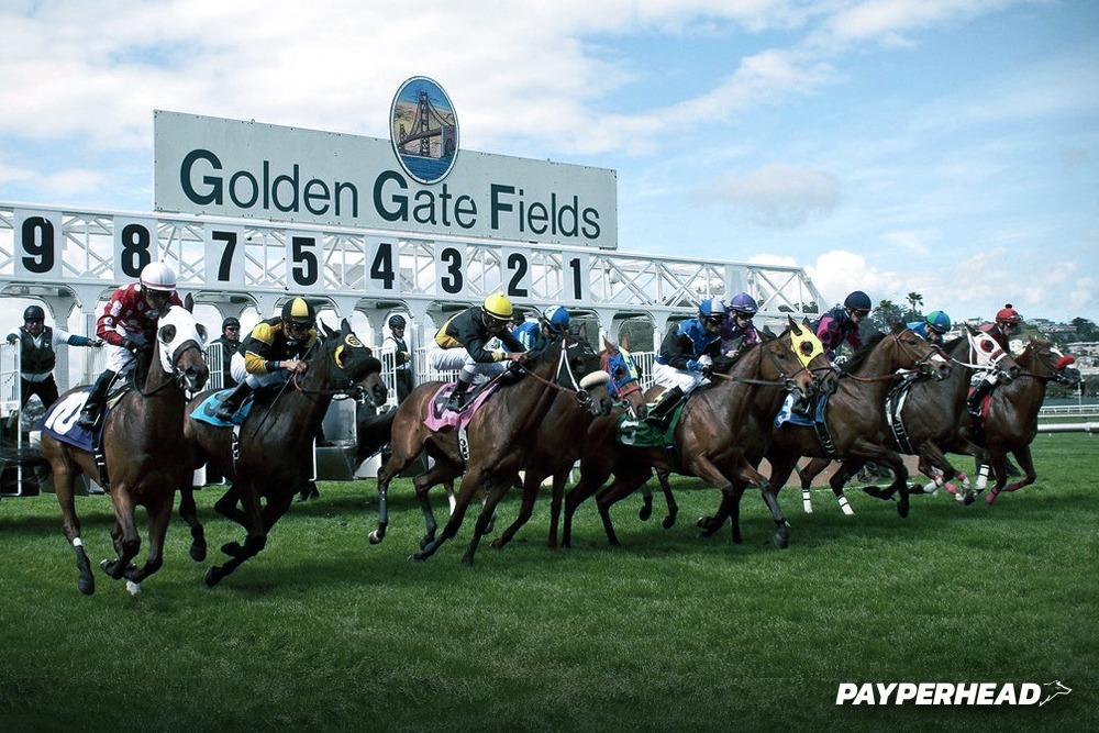 Golden Gate Fields Horse Racing
