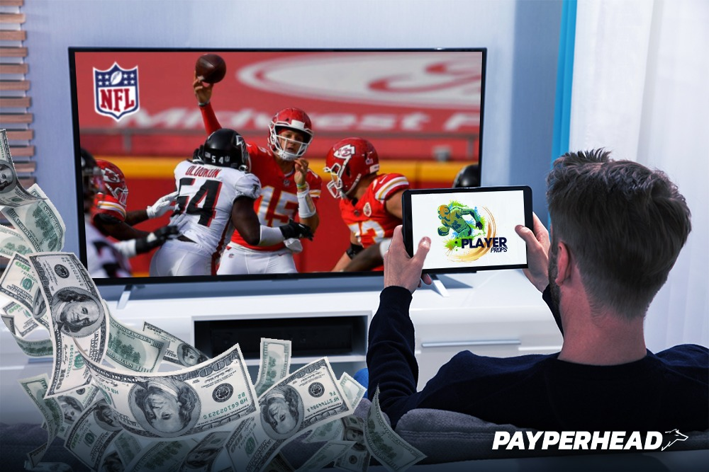 nfl betting Player props